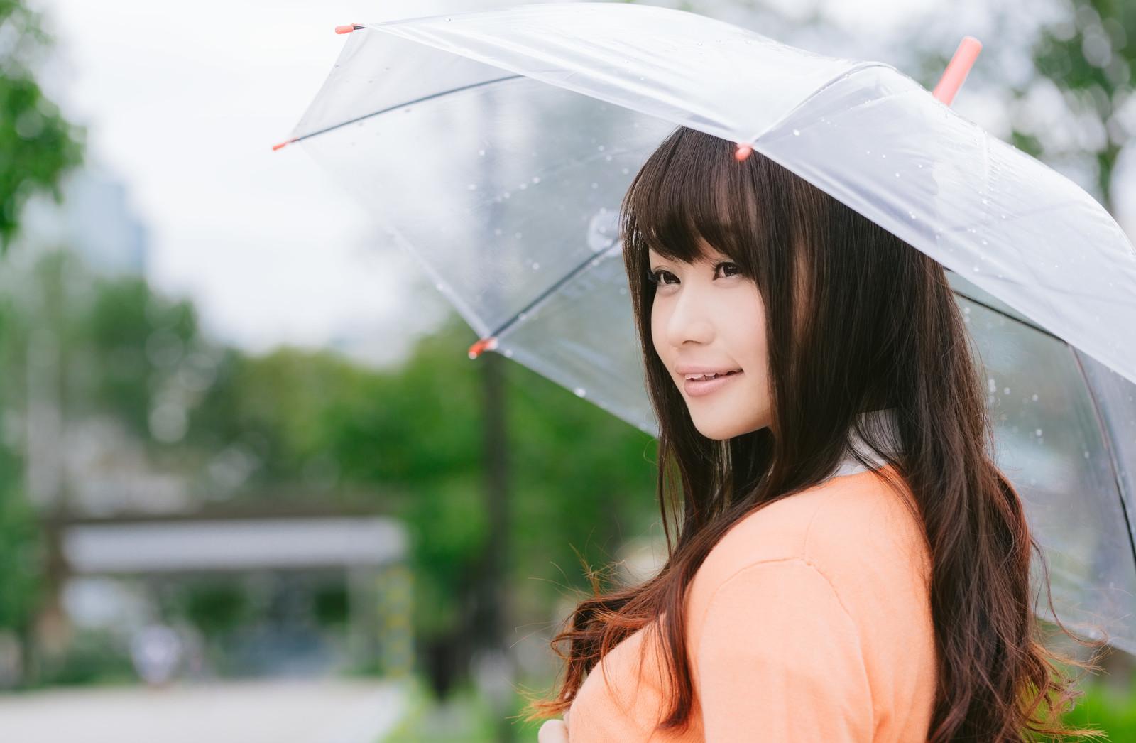 雨の日は金運アップ