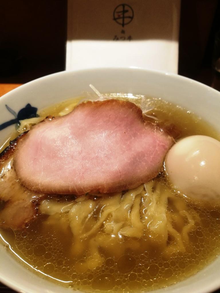 浅草ラーメン 麺・みつヰ