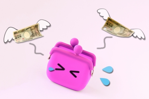 給料日前の節約はしない!お金に振り回されることのない生活を送るのが金運アップの道
