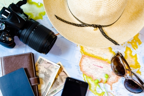 旅行に行くと金運と仕事運アップ!?旅行に行く2つの理由。